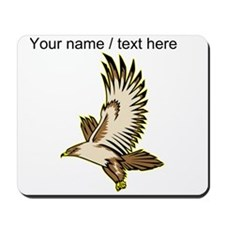 Custom Flying Falcon Mousepad