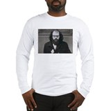 Allen Ginsberg. Long Sleeve T-Shirt