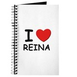 I love Reina Journal
