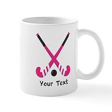 Personalized Field Hockey Mug