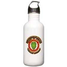 Army - 24th INF Div - DUI Water Bottle