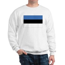 Estonia Flag Sweatshirt