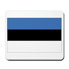 Estonia Flag Mousepad