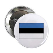 "Estonia Flag 2.25"" Button (100 pack)"