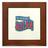 The Incredible Kylan Framed Tile