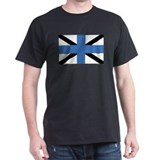 Estonia Naval Jack T-Shirt