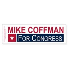 Elect Mike Coffman Bumper Sticker