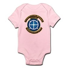 Army - 35th INF - Div - SSI Infant Bodysuit