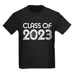 Class of 2023 Grad Kids Dark T-Shirt