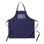 Class of 2023 Grad Apron (dark)