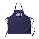 Class of 2025 Grad Apron (dark)