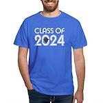 Class of 2024 Grad Dark T-Shirt
