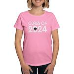 Class of 2024 Grad Women's Dark T-Shirt