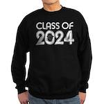 Class of 2024 Grad Sweatshirt (dark)