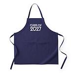 Class of 2027 Grad Apron (dark)