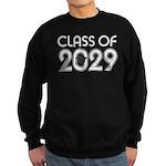 Class of 2029 Grad Sweatshirt (dark)