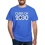 Class of 2030 Grad Dark T-Shirt