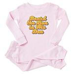 Class of 2030 Grad Organic Toddler T-Shirt (dark)
