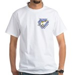 White GEM T-Shirt