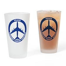 KC-135 Stratotanker Drinking Glass