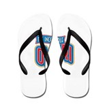 The Incredible Omari Flip Flops