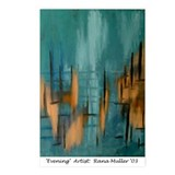 Rana Muller 'Evening' Postcards (Package