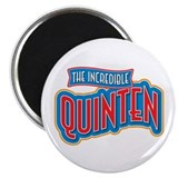"The Incredible Quinten 2.25"" Magnet (100 pack)"