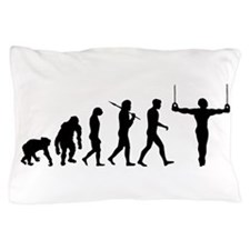 Rings Gymnast Pillow Case