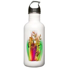 Butterfly Illusions Water Bottle