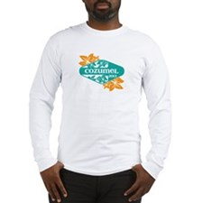 Cozumel T-shirt Long Sleeve T-Shirt