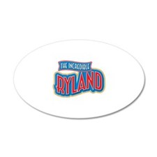 The Incredible Ryland Wall Decal