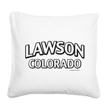 Lawson Colorado Square Canvas Pillow