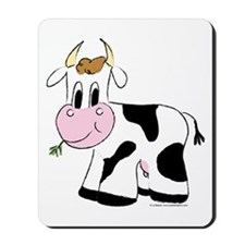 Cara the Cow Mousepad