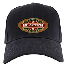 Glacier Old Label Baseball Hat
