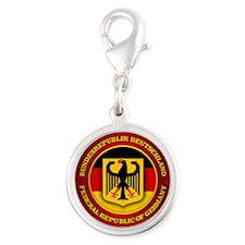German Emblem Charms