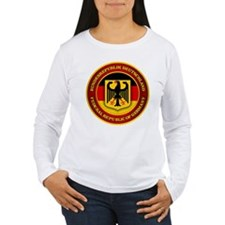 German Emblem Long Sleeve T-Shirt