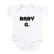 BABY G. Infant Bodysuit