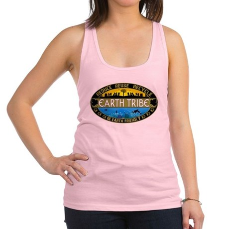 Earth Tribe Racerback Tank Top