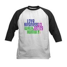 Love Kindness, Walk Gently, Do Justice Tee