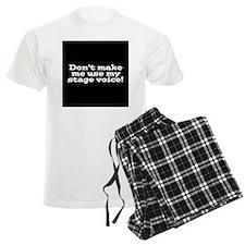 Stage Voice Pajamas