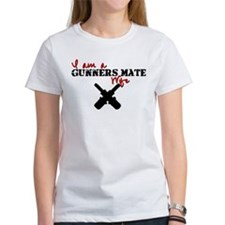 Gunner's Mate Wife T-Shirt