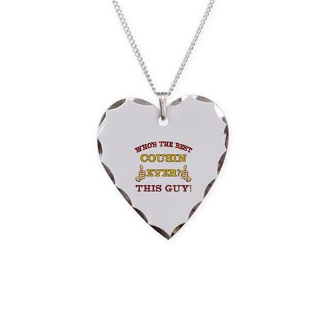 best cousin necklace by pixelstreethim