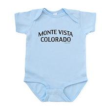 Monte Vista Colorado Body Suit