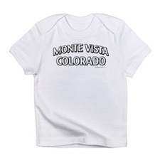 Monte Vista Colorado Infant T-Shirt