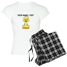 Custom Baby Duck Pajamas