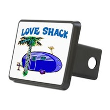LOVE SHACK Hitch Cover