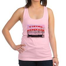 VIKING HERITAGE Racerback Tank Top