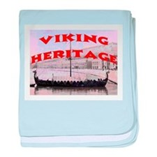 VIKING HERITAGE baby blanket