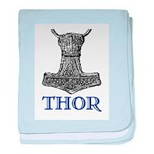 THOR (Hammer) baby blanket