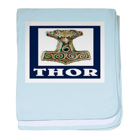 THOR (ORIGINAL) baby blanket